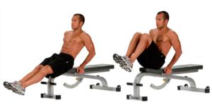 abdominales sentado