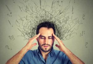 estrés y hernia testicular
