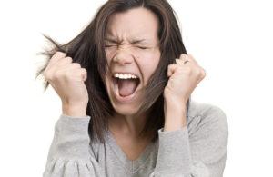 estrés y hernia