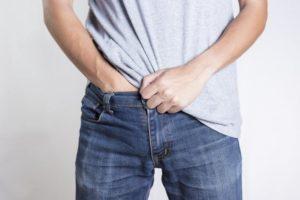 examen en los testiculos