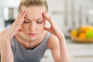 el estrés y las hernias