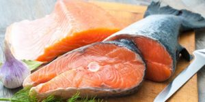 proteína en el pescado
