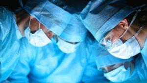 operación de hernia diafragmatica